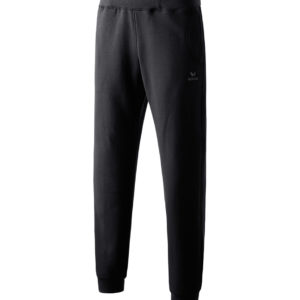PANTALON SWEAT BAS RESSERRÉ Noir
