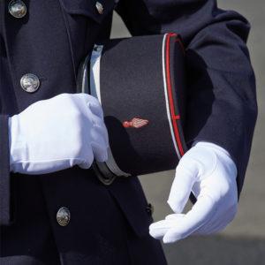 Gant pompiers CÉRÉMONIE Rostaing