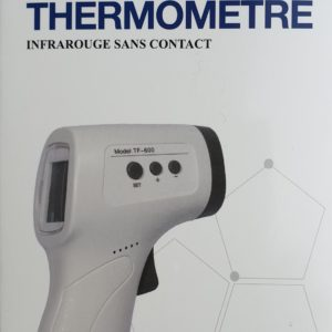 thermomètre infrarouge
